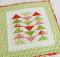 Christmas Mini Quilt Tutorial