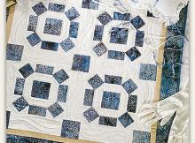 Winter Wedding Quilt Pattern