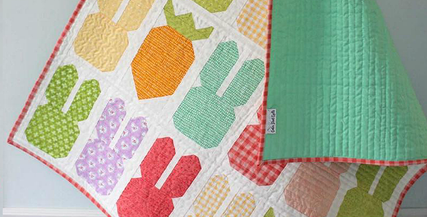 Easter Parade Quilt Pattern