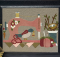 Spring Vintage Sewing Machine Wall Hanging Pattern