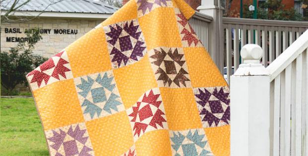 Union Square Quilt Pattern