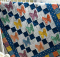 Butterflies Are Free Crib Quilt