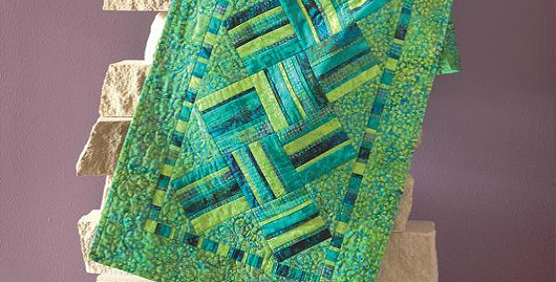 Table Runner Pattern from Skinny Quilts and Table Runners