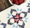 Star Spectacular Table Runner Quilt Pattern
