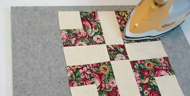 Get The Flattest Blocks with Wool Pressing Mats