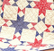 Long May She Wave Quilt Pattern