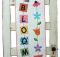 Bloom Wall Hanging Pattern