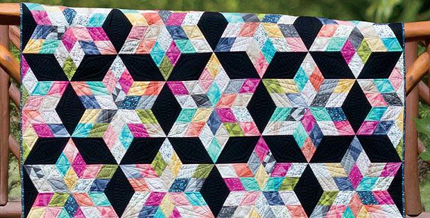 August Stars Quilt Pattern