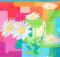Daisy Daydream Rainbow Quilt Pattern