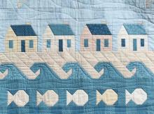 Beach Day Quilt Pattern
