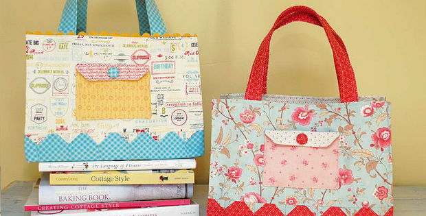 Got Books? Tote Bag Pattern