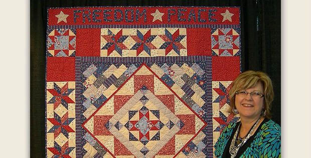 Valor Quilt Pattern