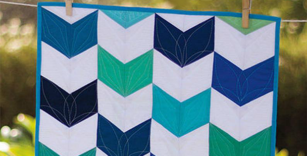 Giggles Mini Quilt Pattern