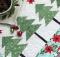 O Christmas Tree Runner Pattern