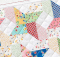 Sweet Trellis Mini Quilt Pattern