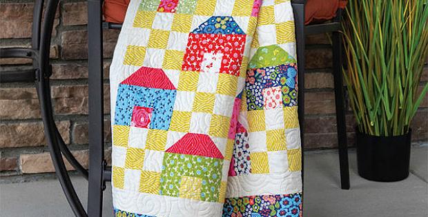 Village Villas Quilt Pattern