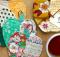 Apple Season Coasters Pattern