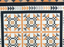 All Hallow's Eve Quilt Pattern