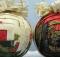 Log Cabin Ornaments Tutorial