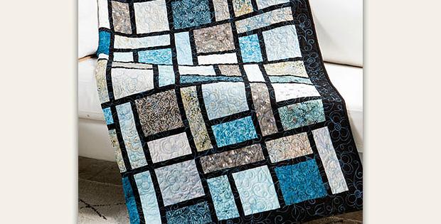 Three Step Quilt Pattern