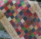 Homespun Harvest Table Runner Pattern