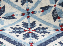 Norwegian Star Quilt Pattern