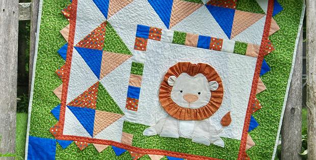 Roar Quilt Pattern