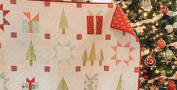 Wrapped Up Quilt Pattern
