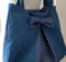 Easy Bow Bag Pattern