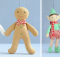 Christmas Dolls Pattern