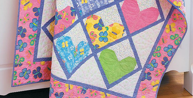 I Love You This Much Quilt Pattern