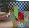 Quilted Patchwork Mini Tote Bag Tutorial