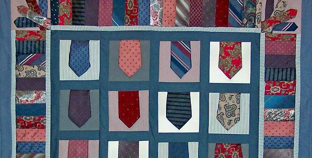 Necktie Quilt Pattern