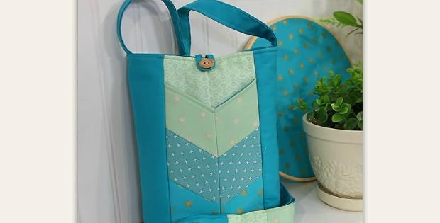 Cross-body Bag Tutorial