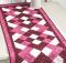 Raspberry Ripple Table Runner Pattern