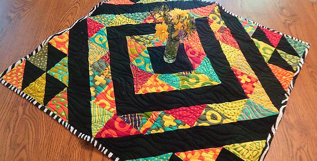 Splash Quilt Pattern