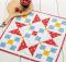 Vintage Star Table Topper Pattern