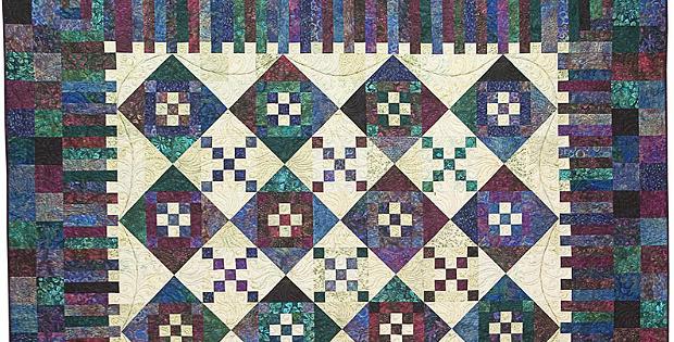 Diamond Dazzler Quilt Pattern