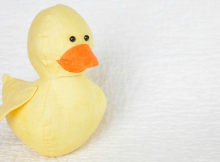 Duckling Sewing Pattern
