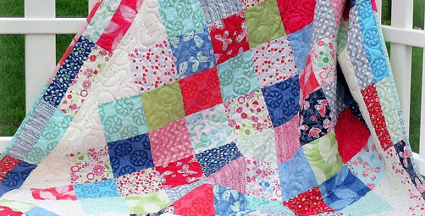 Picnic Party Quilt Pattern