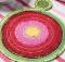 Rosy Hot Pad Pattern