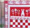Ruby Rabbit's Garden Quilt Pattern