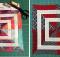 Swirl Away Block Pattern
