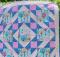 Baby Diamond Square Dance Quilt Pattern