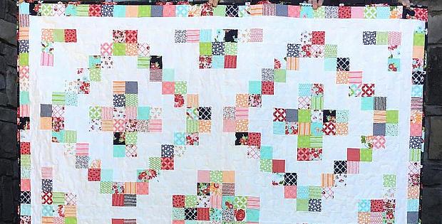 Patchwork Plus Quilt Pattern