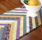 Herringbone Table Runner Tutorial
