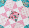 Berry Bouquet Table Topper Tutorial