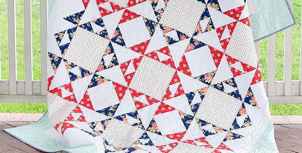 Grandmother's Favorite Quilt Pattern