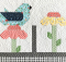 Feathered Friends Spring Pattern