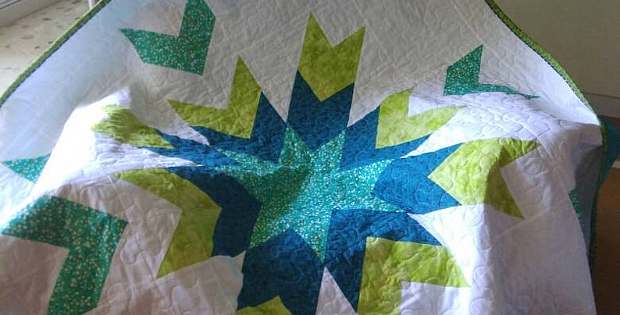 Baby Star Quilt Pattern